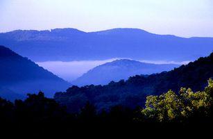North fork mountain SharePrint Appalachian Mountains  West