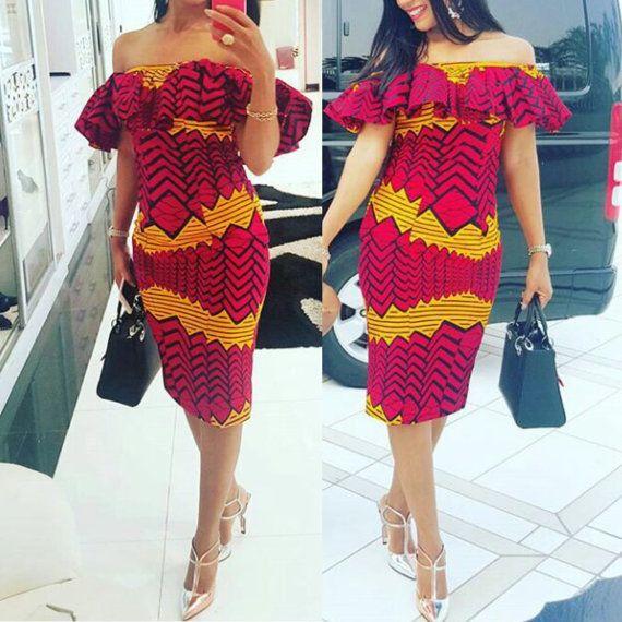 afrikaanse patronen kleding