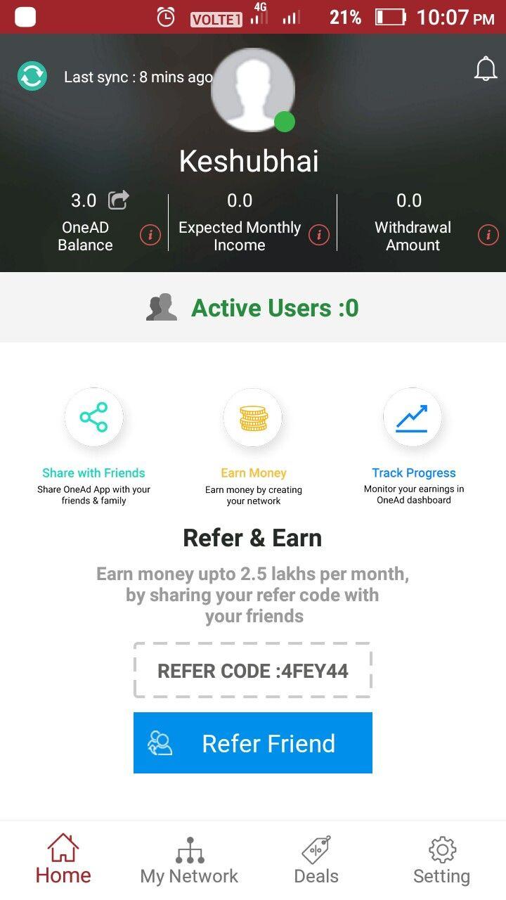 make money earn cash app referral code