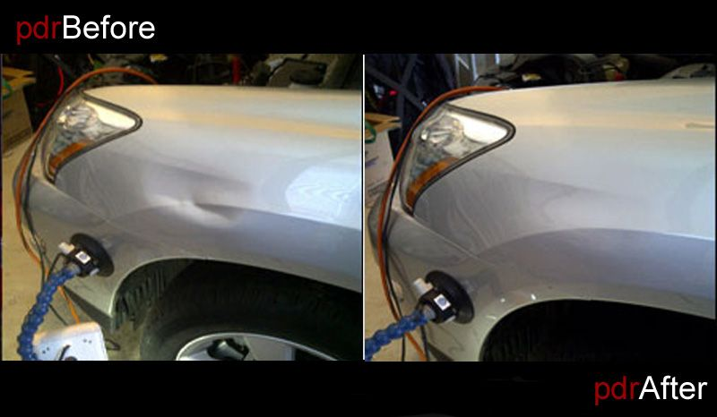 Dings And Dents >> Paintless Dent Repair Is A Technique Used To Remove Dings