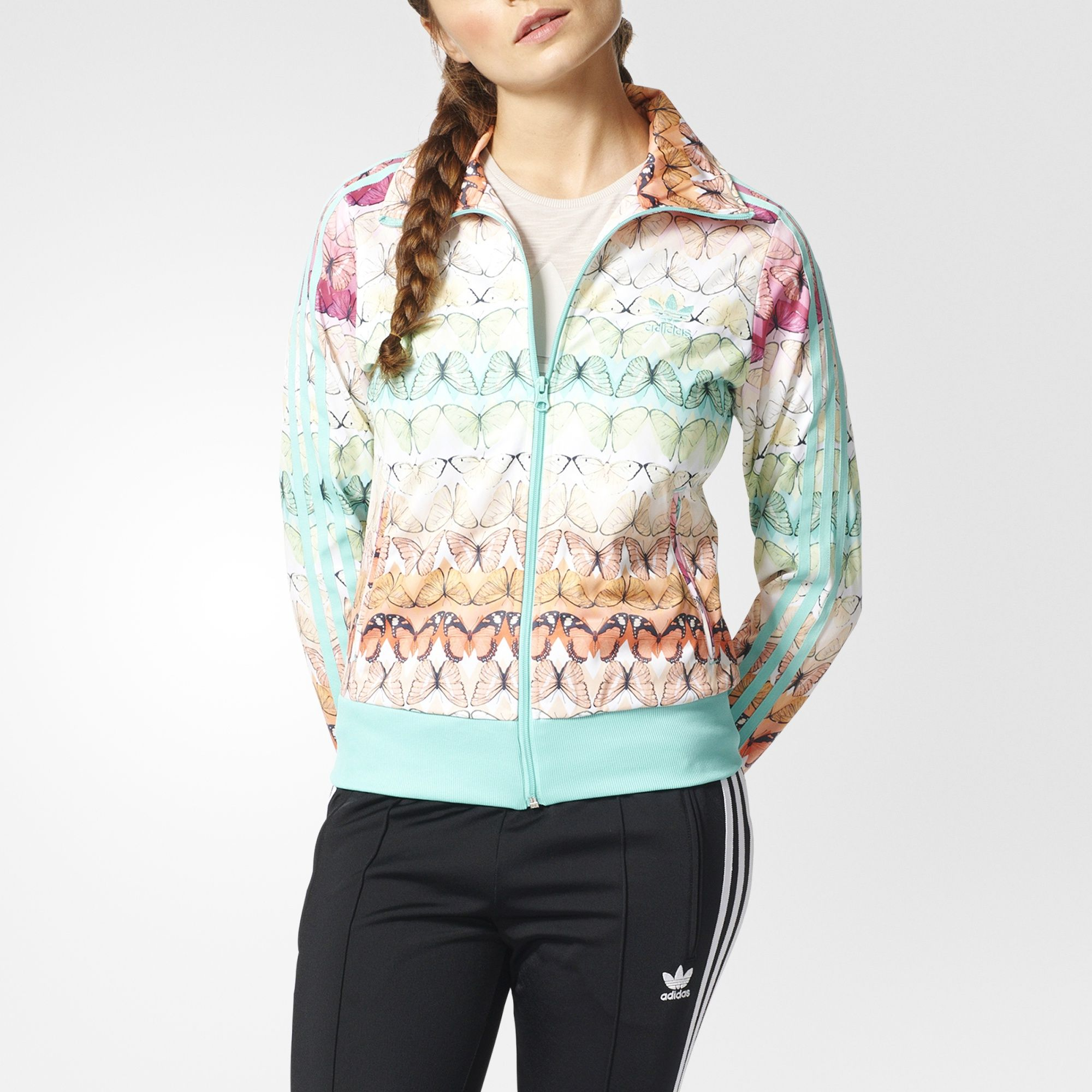 Borbofresh Firebird Track Jacket | Summertime Fine