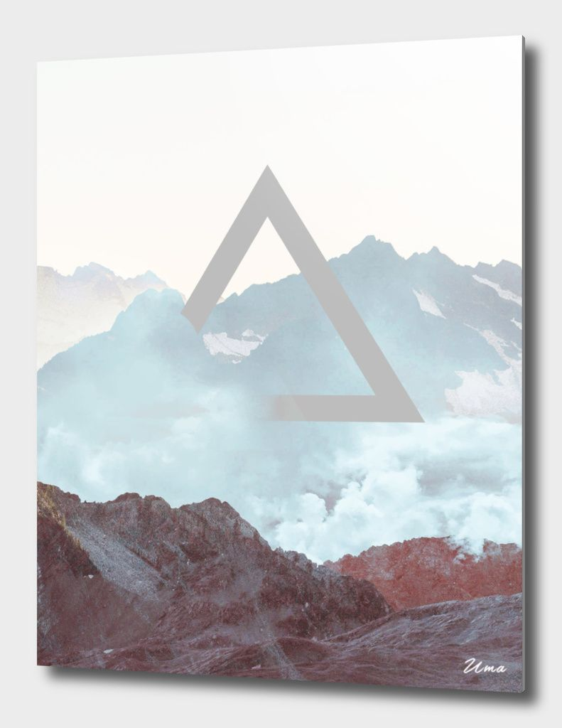 «Conquer» Aluminum Print by 83 Oranges - Exclusive Edition from $74.9   Curioos