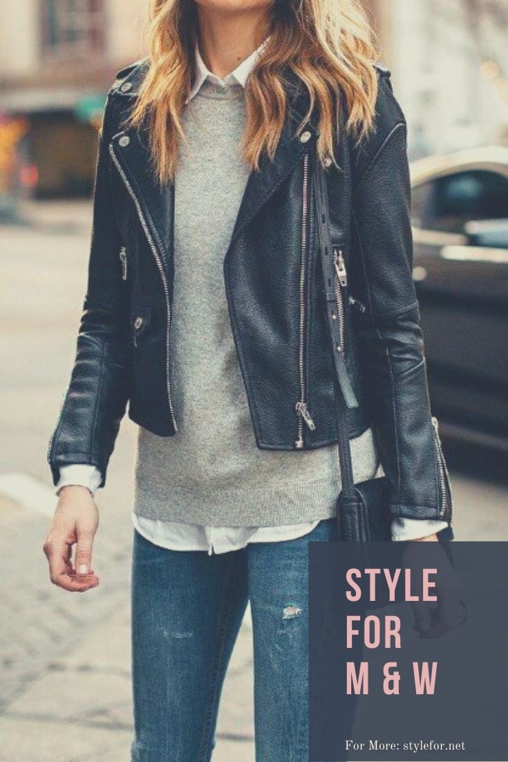 Trend Style Inspiration Casual Simple