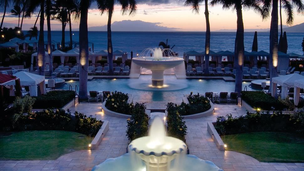 Four Seasons Resort Maui In Wailea Hawaii 5 Star Our Score 84 10 Best Resorts Beach Vacation Travel Romantic Wedding Hotels