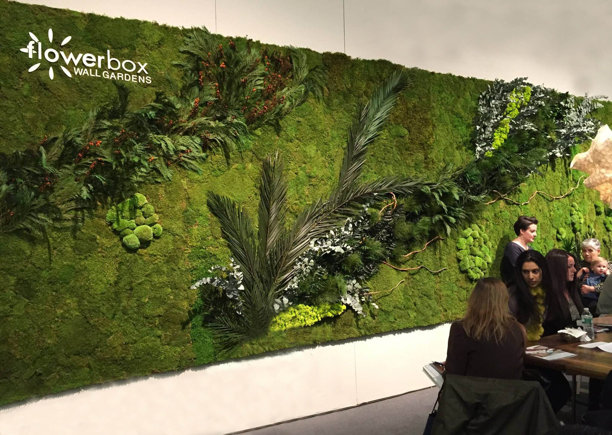 Vertical Garden Solutions - Bringing Walls Alive Greenscaped Buildings