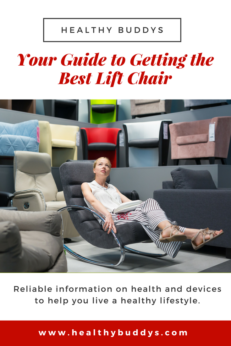 Your Guide To Getting The Best Lift Chair In 2019 Goruntuler Ile