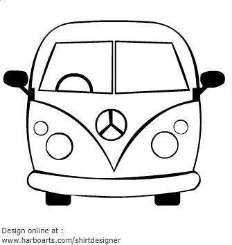VWvanhippiewagon  Cake inspirations  Pinterest  Vans and
