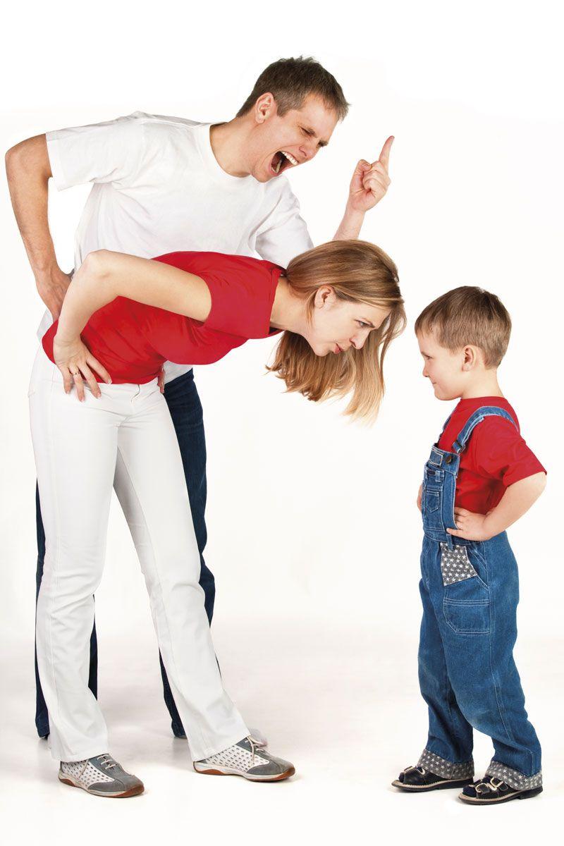Воспитание ребенка