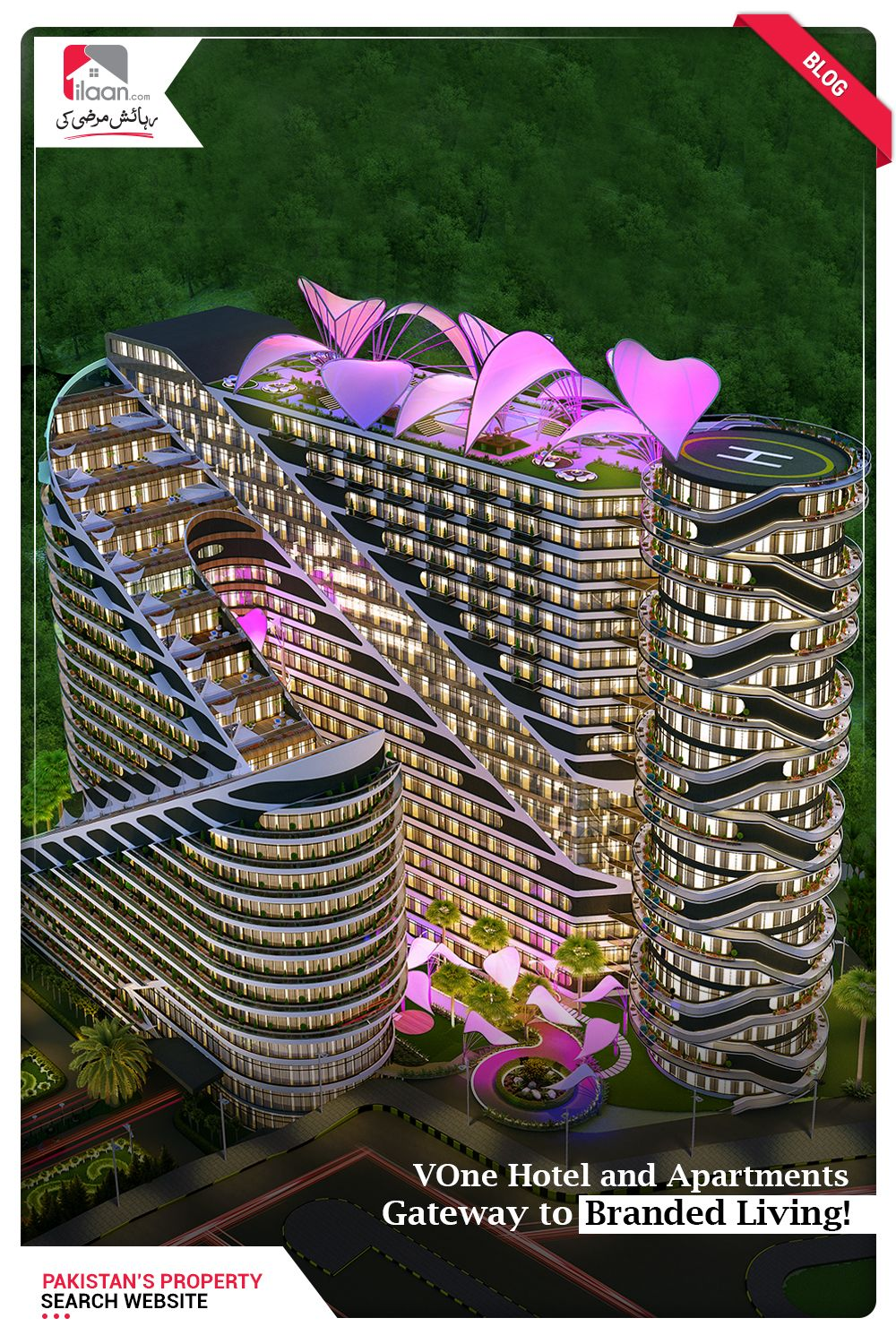 Vone Hotel And Apartments Gateway To Branded Living Hotel Brand Luxury Apartments