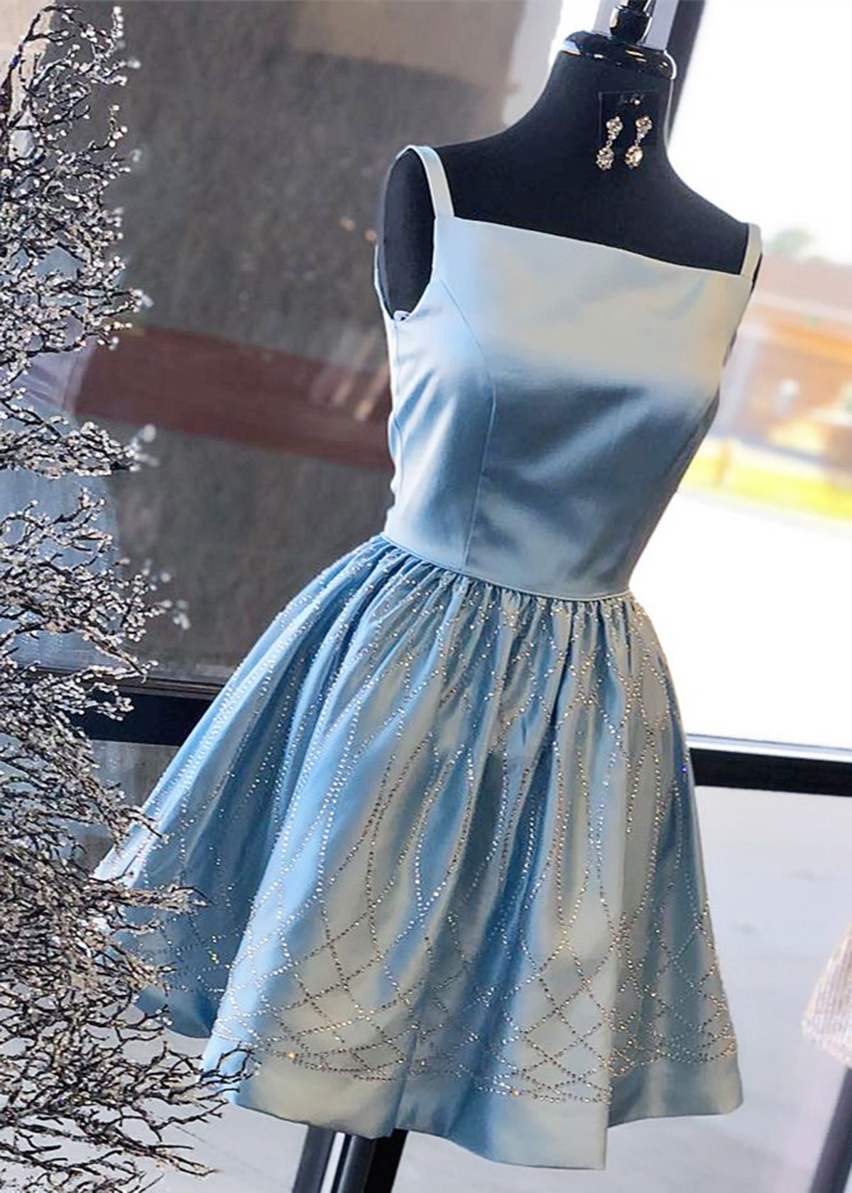 4994470a081 Handmade+item Materials +Satin Made+to+order Color Refer+to+image  Processing+time 15-25+business+days Delivery+date 5-10+business+days Dress+code E0125  ...