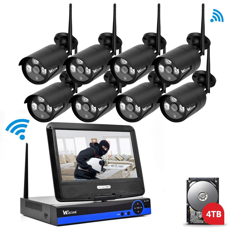 d6e372f5376d5 Find More Surveillance System Information about Wistino Security IP ...