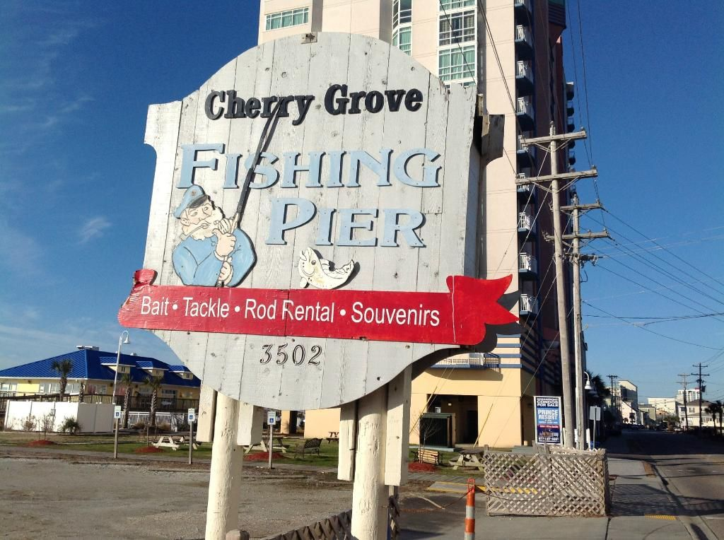 Cherry Grove Pier Restaurant North Myrtle Beach