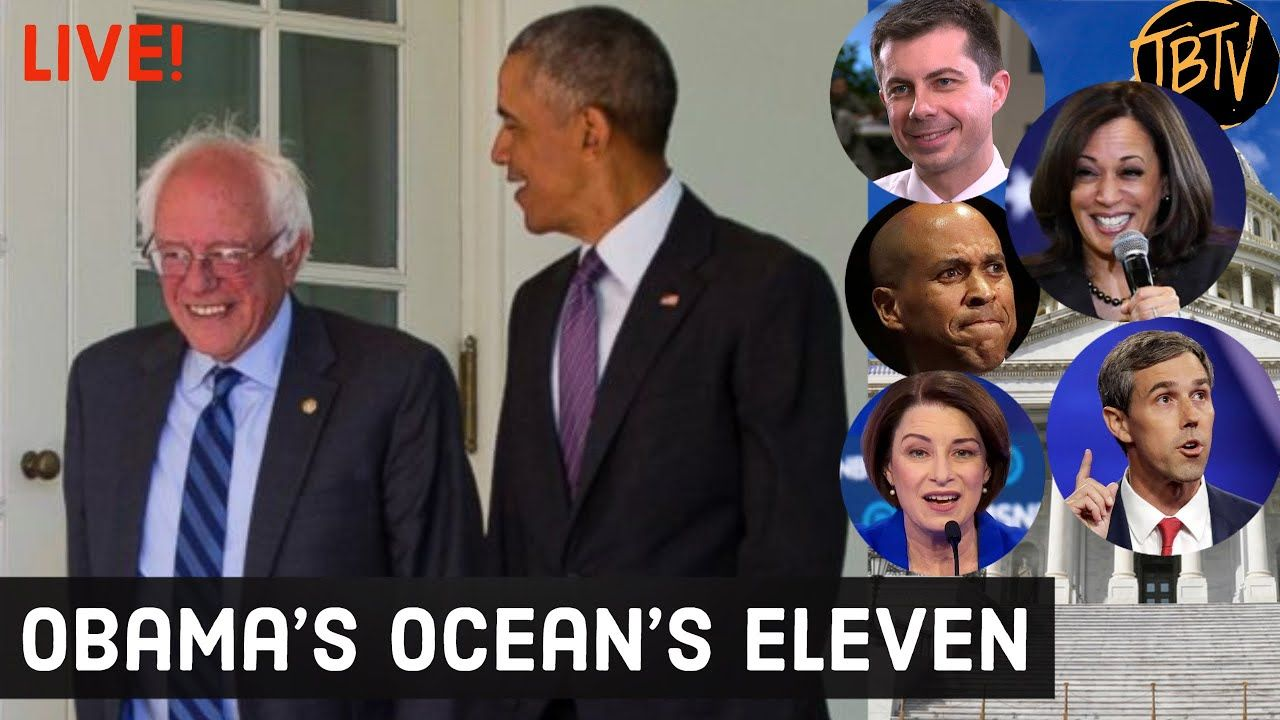 How Obama And The Dems Stole Super Tuesday From Bernie Tim Black In 2020 Super Tuesday Obama Comedy Specials