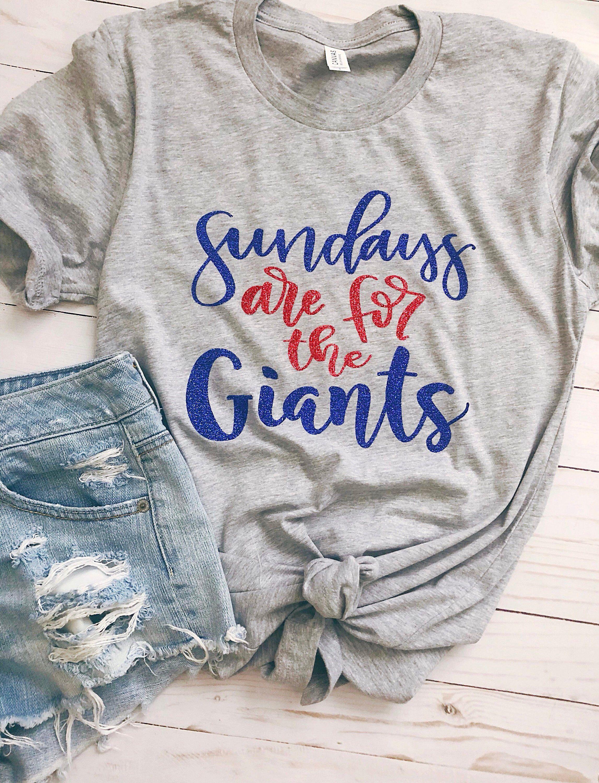 904c758e Sundays are for the Giants - Giants Womens Shirt - Giants Shirt ...