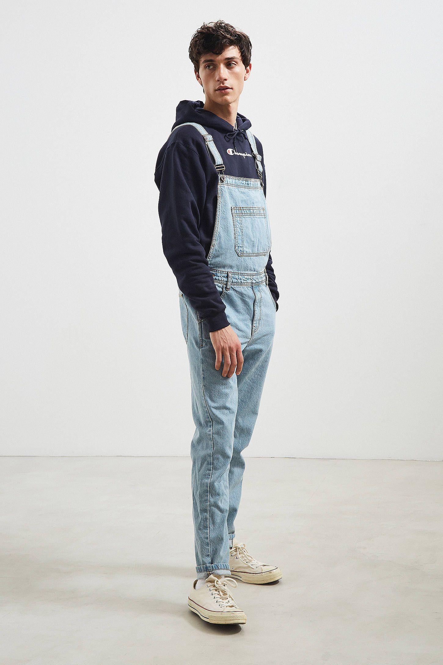 4f22fc90811 Shop BDG Light Stonewash Denim Overall at Urban Outfitters today. We carry  all the latest styles