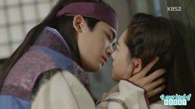 ji dwi forcefully kiss a ro - Hwarang - Episode 6 Review   花郎, ヒョンシク
