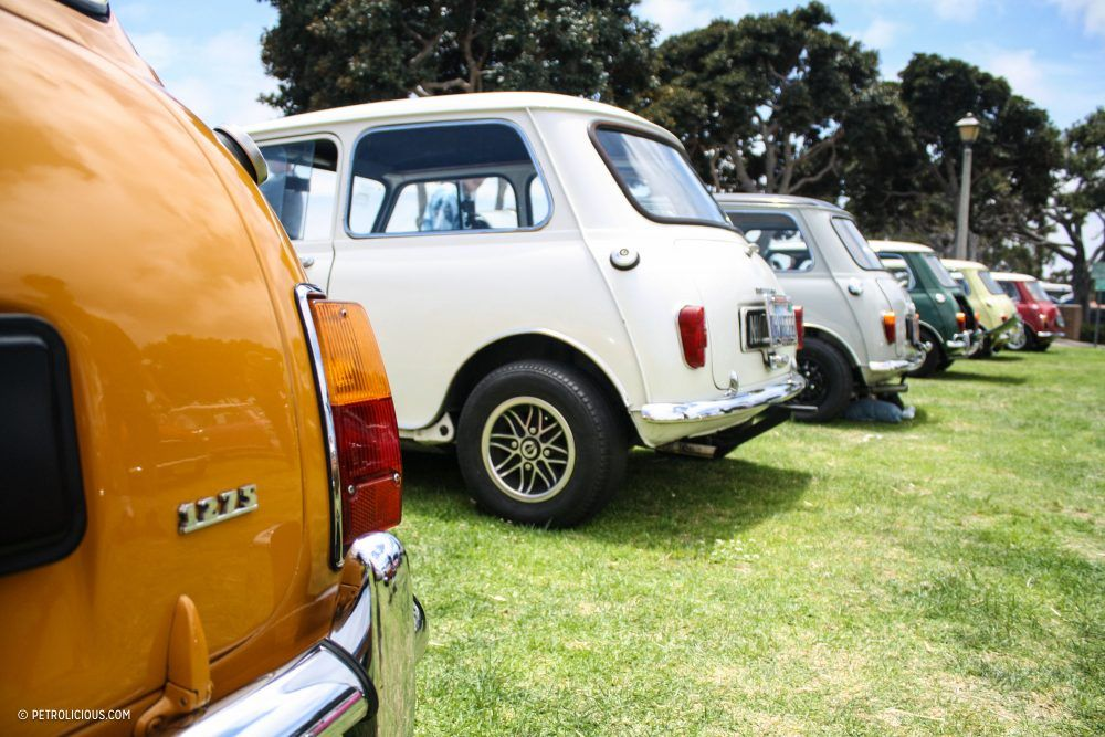 Our 3 Favorite Cars From The Awesome Mini Meet West • Petrolicious