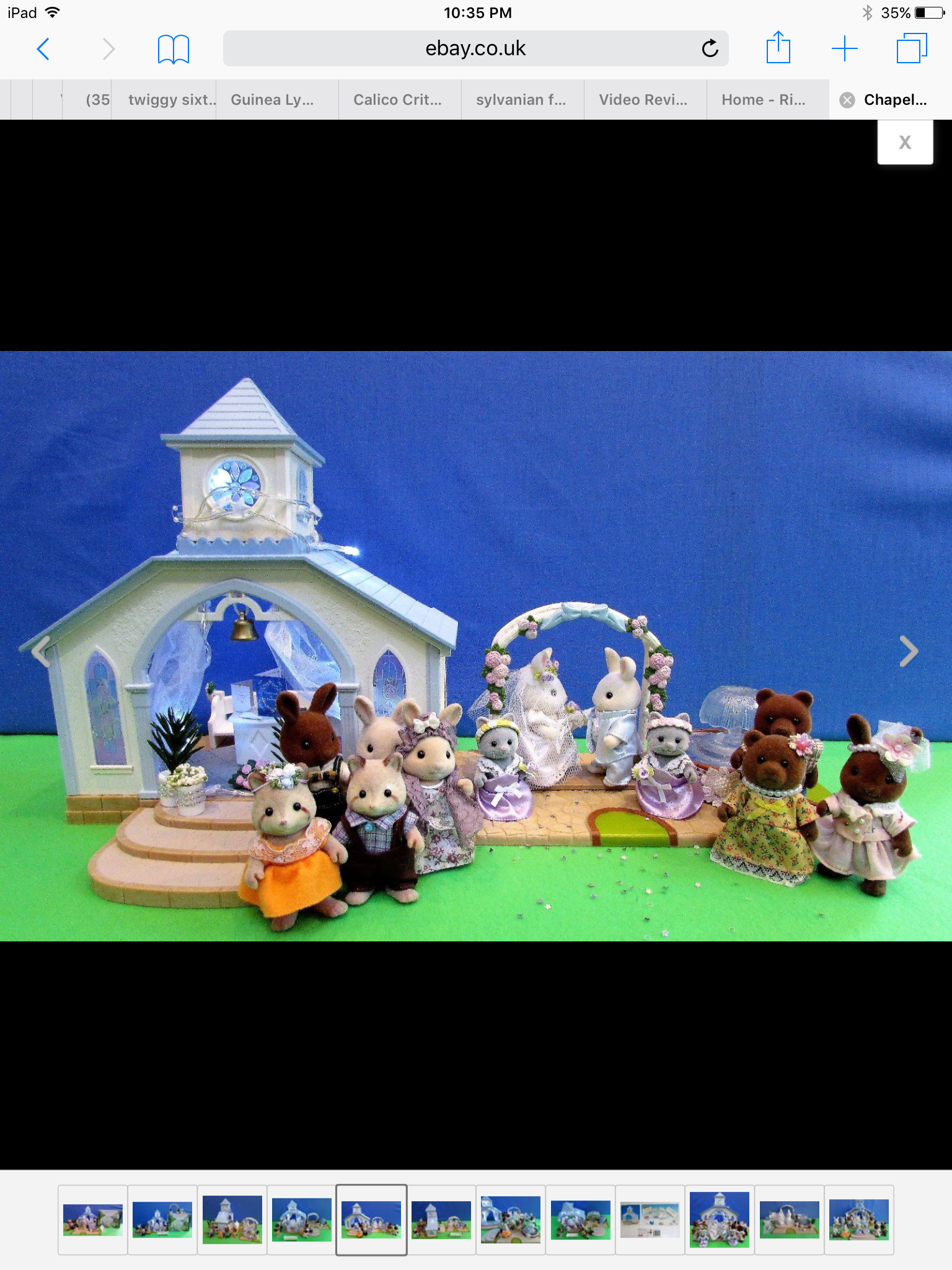 Pin by L on Calico Critters