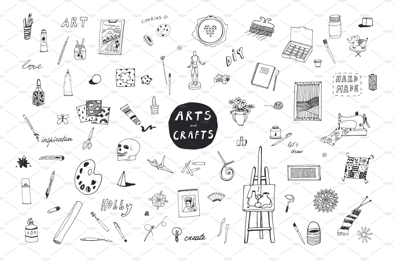 Arts And Crafts Arts And Crafts Art Crafts