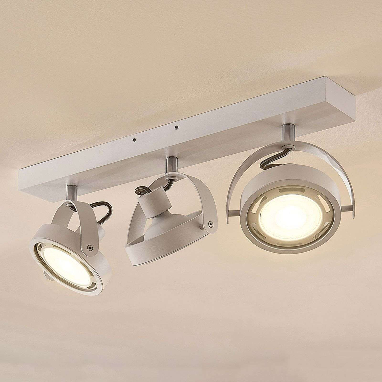 Led Spot Munin Dimbaar Wit 3 Lamps In 2020 Led Lamp Led En Binnenverlichting