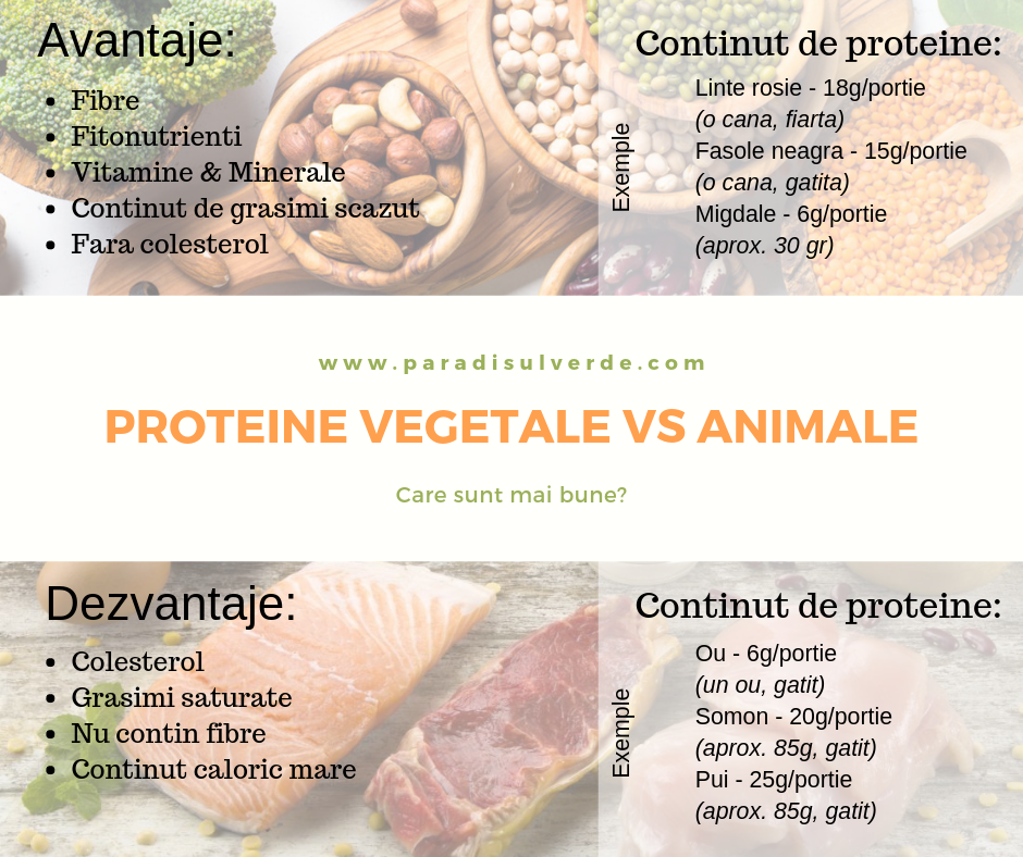 varicoză și dietă de proteine