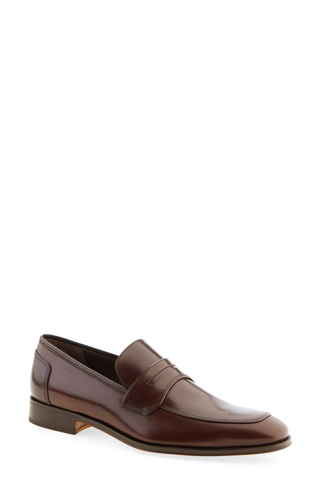 Salvatore Ferragamo Brown Shoes - Made In Italy - Elite Luxury Brand