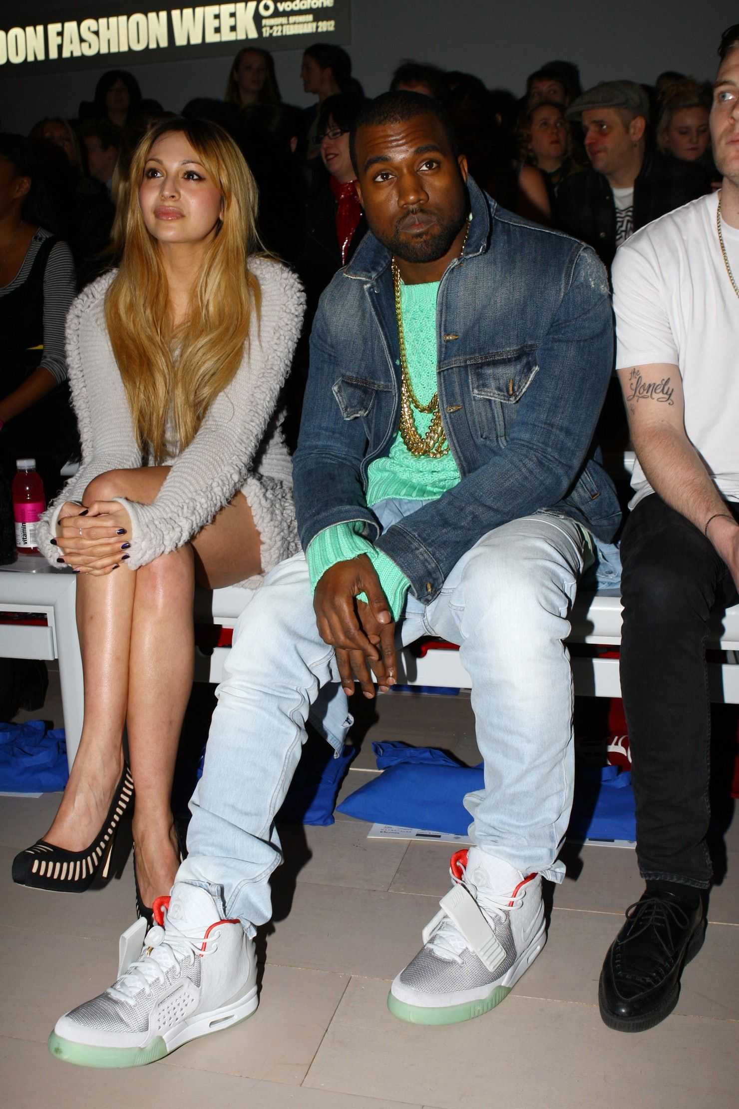 Kanye West S Style Evolution Proves Why He Is Truly A Fashion Icon No Matter What The Haters Say Kanye West Style Celebrity Sneakers Fashion