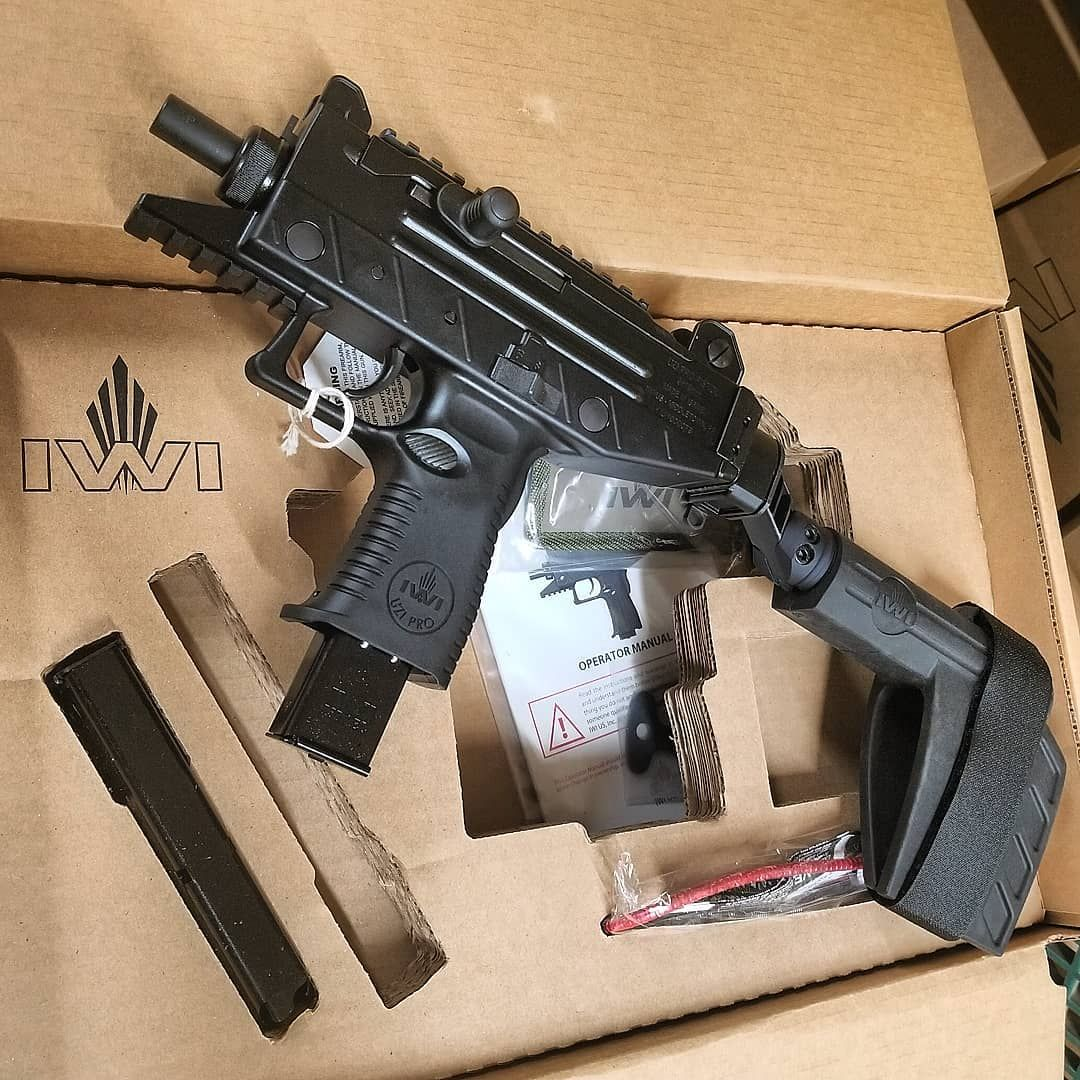 We got great deals on IWI Firearms currently that are too