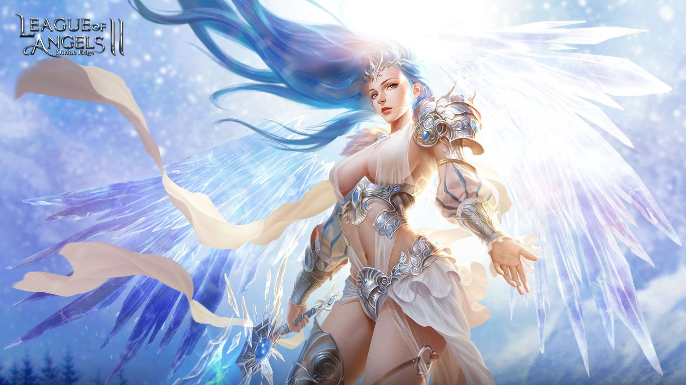 Plus adapté Glacia (League of Angels II) | Mythical Era XR-68