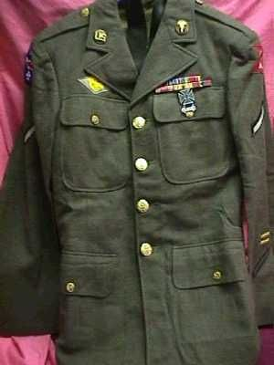 Wwii Us Military Uniforms Price Guide Militaryitems Com