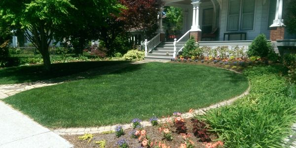 Landscaping Borders Edging 2 Front Yard Landscaping 400 x 300