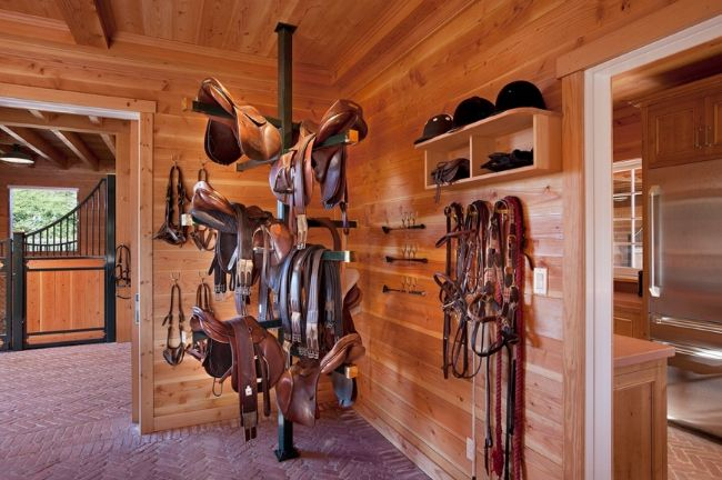 Stable Style: 8 Tack Rooms to Inspire   Horse, Room and Barn