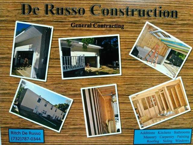 De Russo Construction Roofing General Contracting Siding