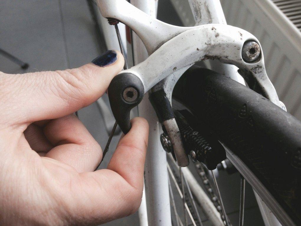 How To Change Road Brake Pads On Rim Brakes Brake Pads Bike