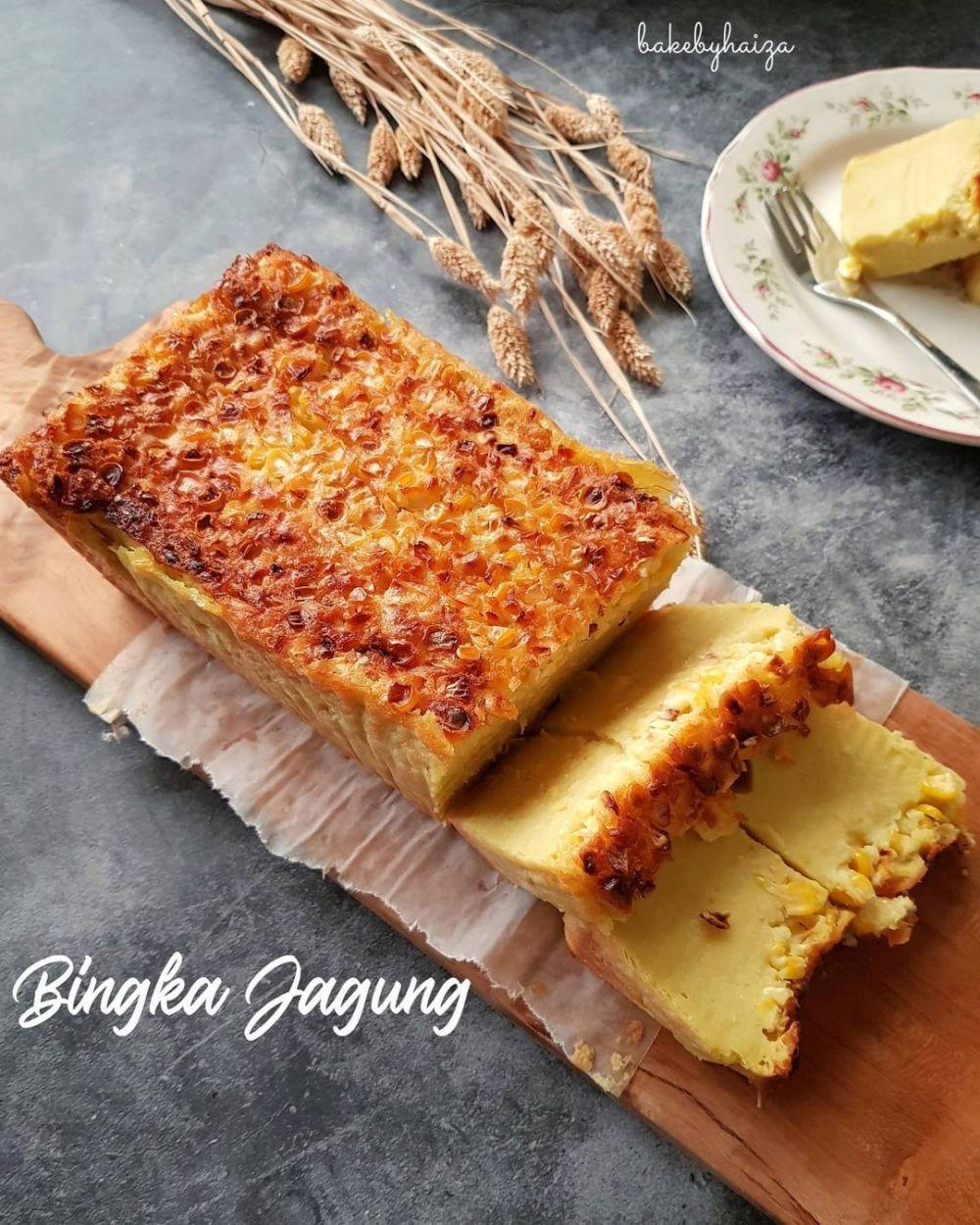 Resep Kue Bahan Jagung C Instagram Resep Kue Resep Makanan