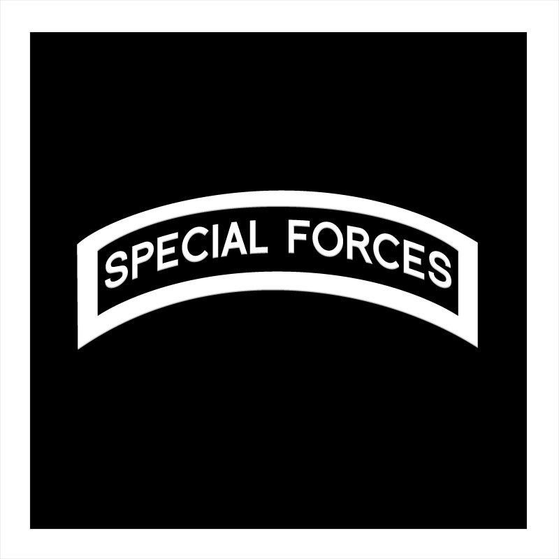 """Special Forces Tab 7"""" Vinyl"""