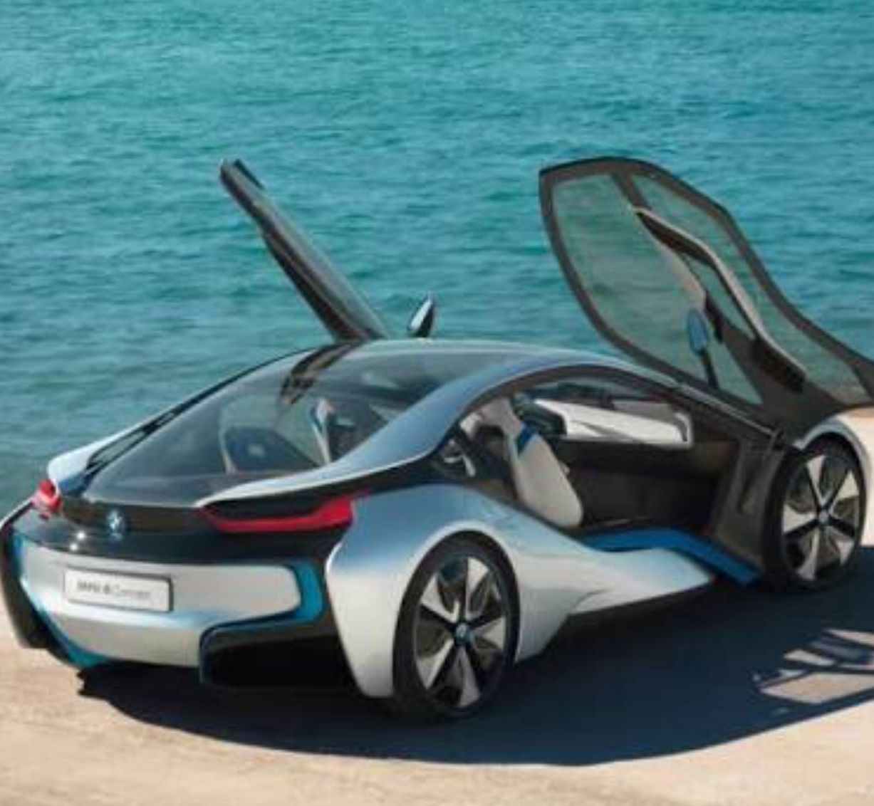 Pin by KentTruong on BMW Bmw i8, Concept cars, Bmw