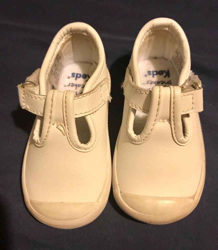 38dd1b3735e97 Keds Champion Toe Cap T-Strap Sneaker Infant Girl s Size 2M White  fashion   clothing  shoes  accessories  babytoddlerclothing  babyshoes  ad (ebay  link)