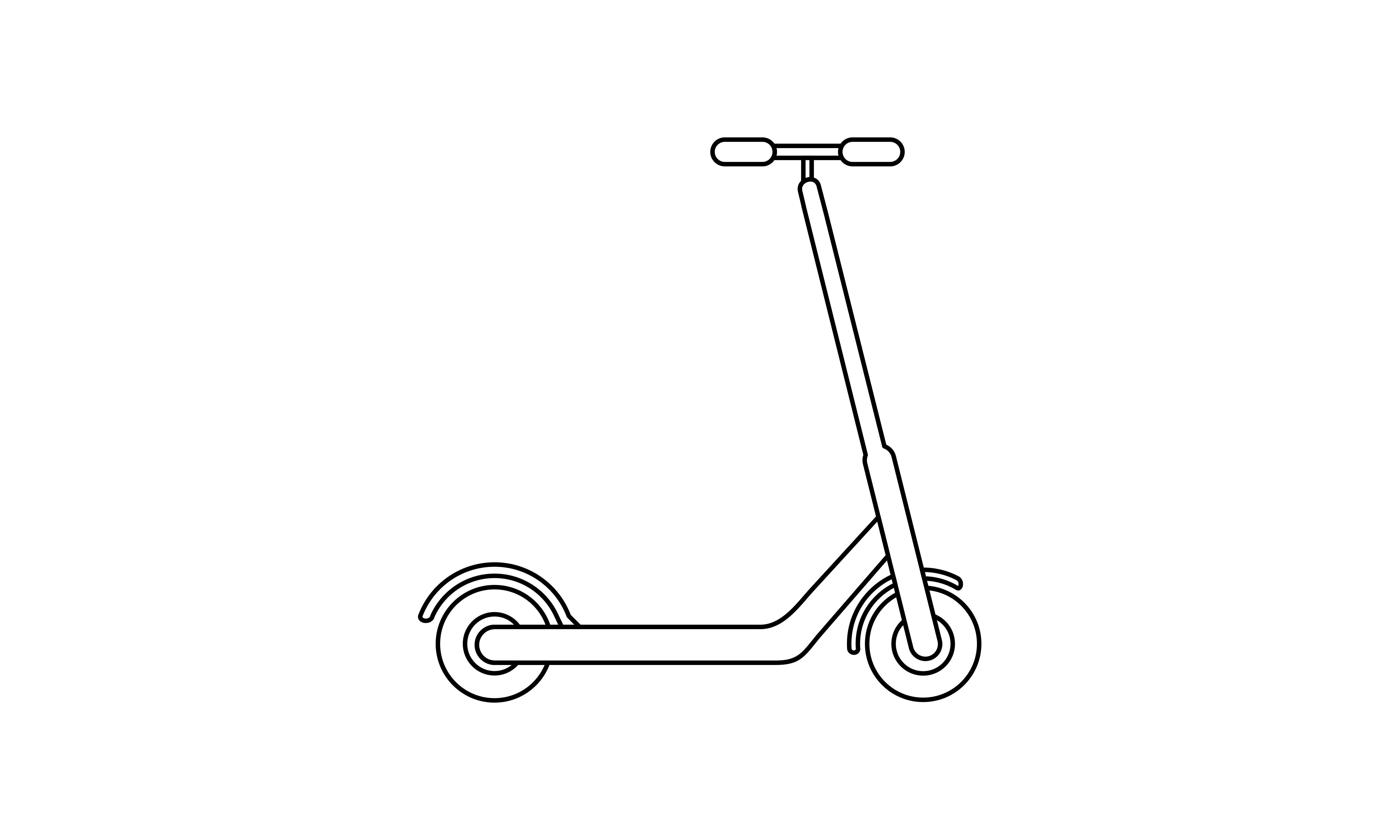 Scooter Coloring Book Transportation Graphic By Deemka Studio Creative Fabrica