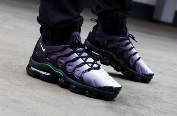 b365ce6694d Nike Air VaporMax Plus Black Volt Releasing Next Week