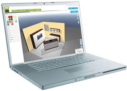 Küchenplanung mit dem 3DKüchenplaner Küchen online