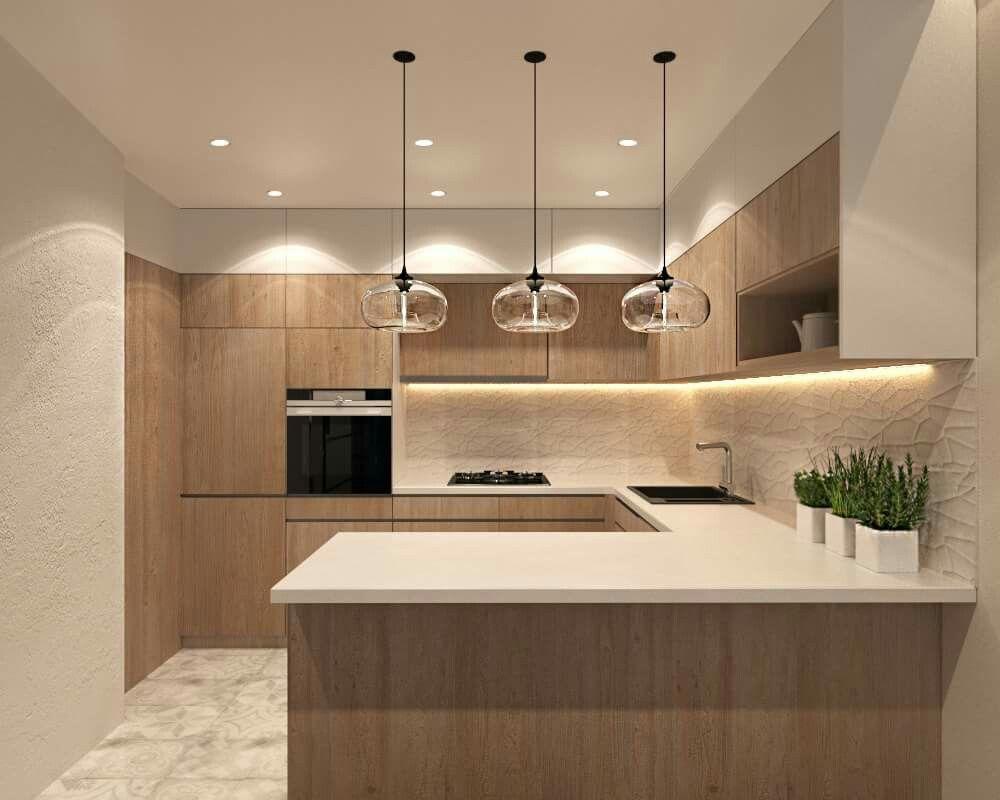 ***depth   Modern kitchen cabinet design, Interior design ...