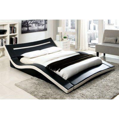 Furniture of America Jamiel Platform Bed - IDF-7125EK