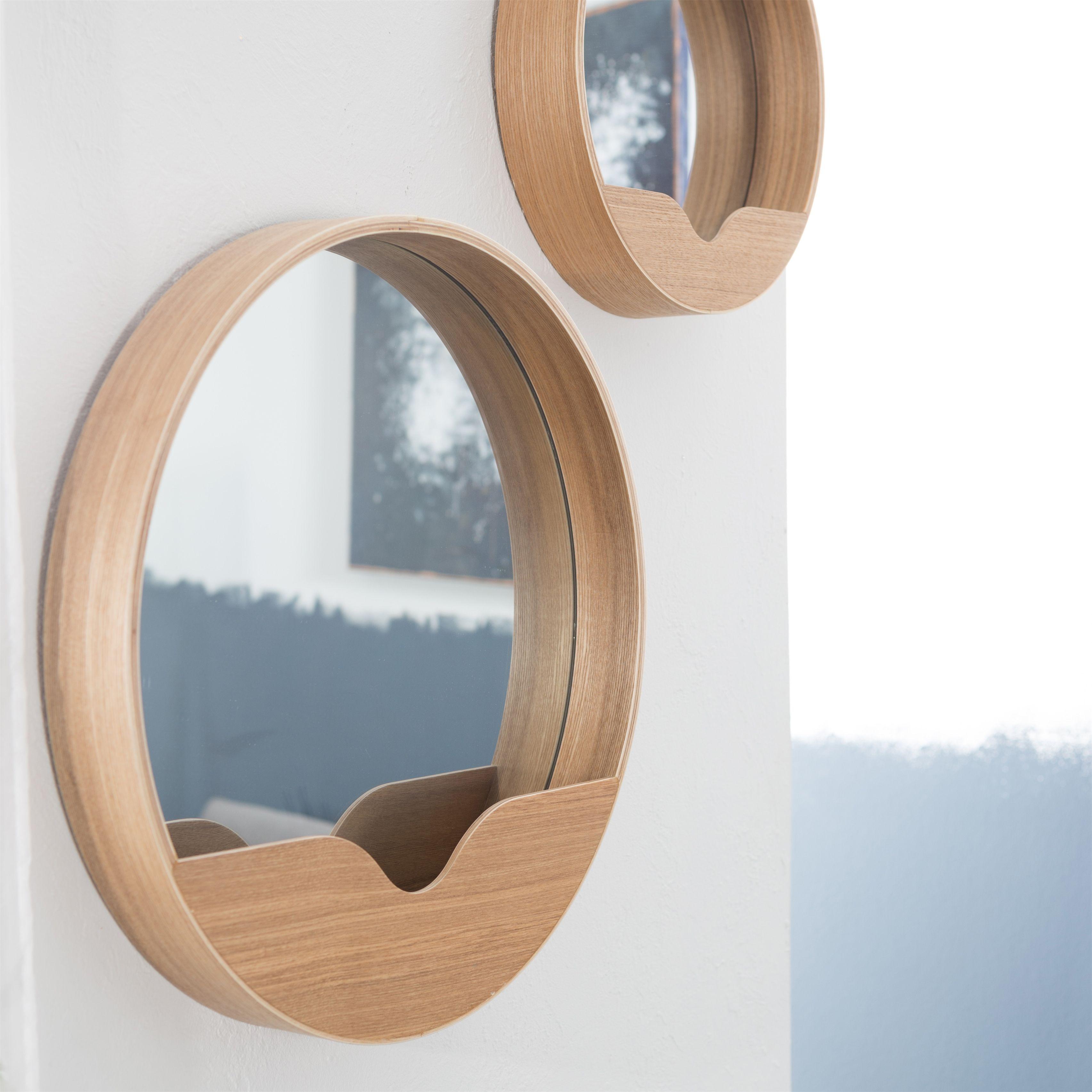 die besten 25 wandspiegel rund ideen auf pinterest gro er wandspiegel rundspiegel und. Black Bedroom Furniture Sets. Home Design Ideas