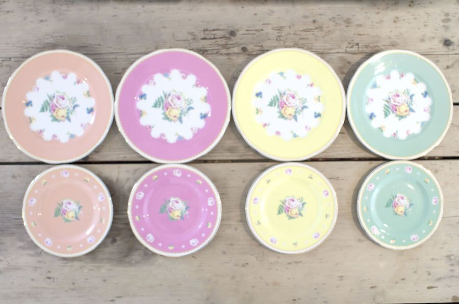 We're potty about plates....our beautiful Betty collection plates are soon special, vintage style pastel delights of happiness, perfect for wowing guest at any Tea-Party, happy shopping, 10% off your first order when you subscribe x  http://www.bettimay.co.uk/#!betty-plates/chlu