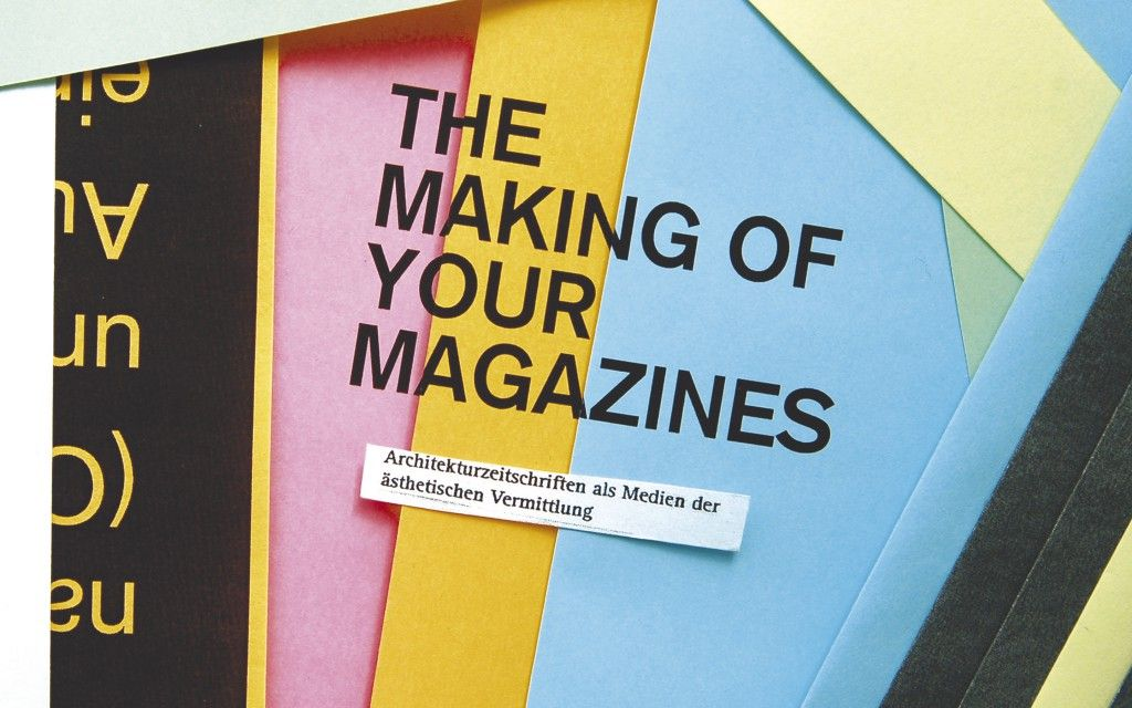 The Making Of Your Magazines Onlab Identidade Visual