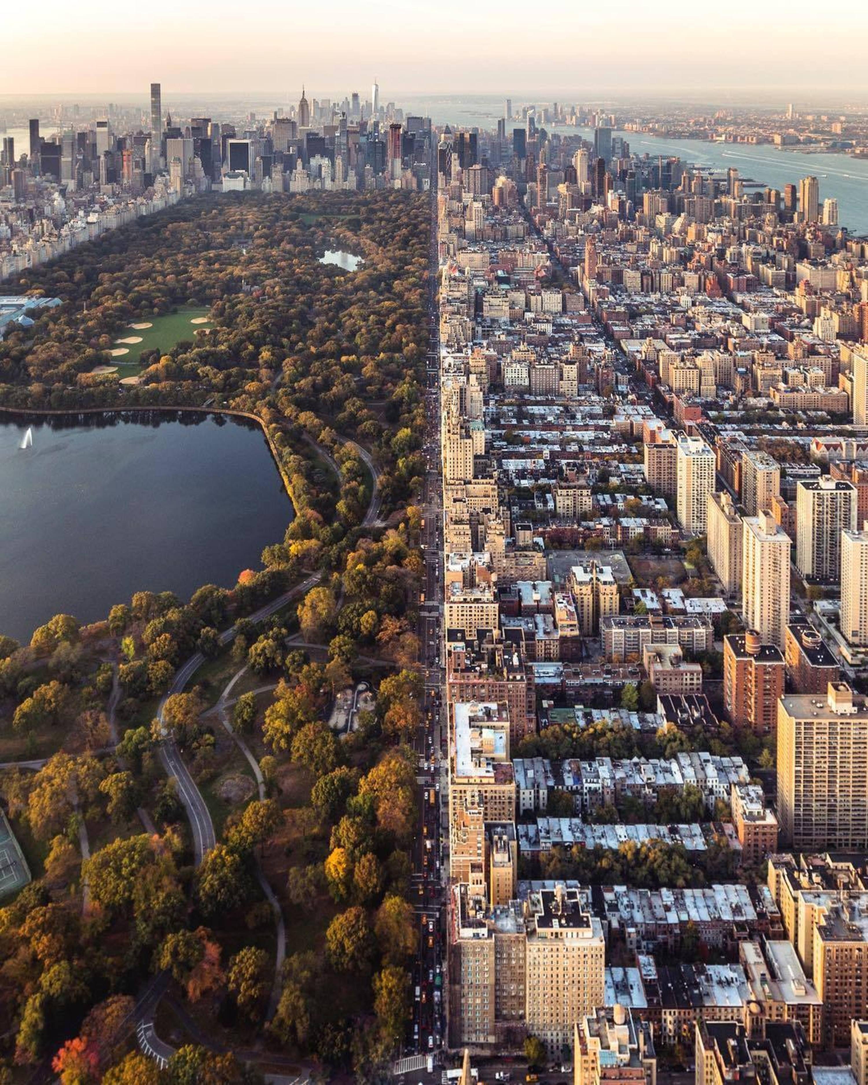 Manhattan New York New York