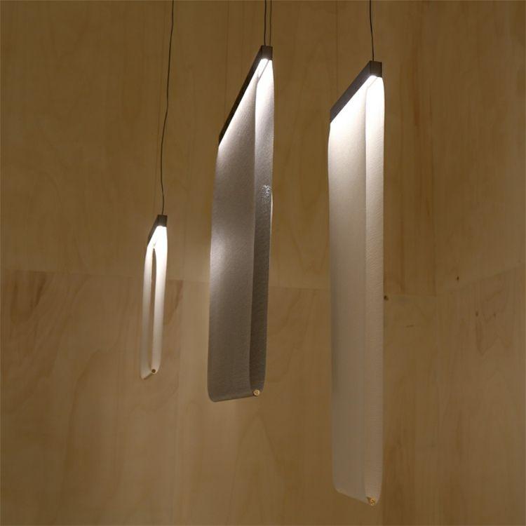 Das Lampen Design mit Raumteiler-Bonus gibt es in verschiedenen