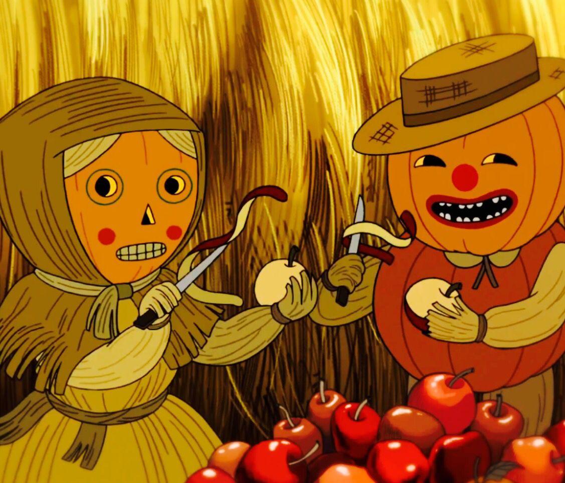 Cartoon Network's Over The Garden Wall outstanding series