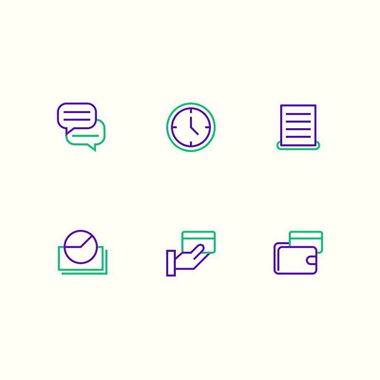 Payment icons #iconset #icons #dribbble #payment #mininal #outline #stroke #graphicdesign #sketch #finance #ui #uiinspiration #iconaday #iconinspiration #icondesign #outlineicons #workhard